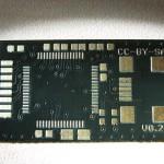 Floss-JTAG V0.1 Front